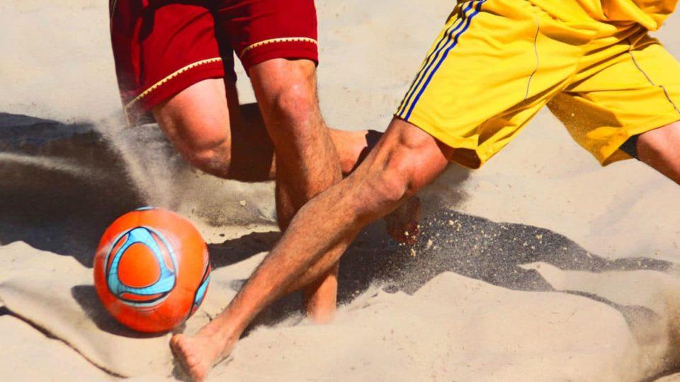 beach soccer, definiton, regles, equipements