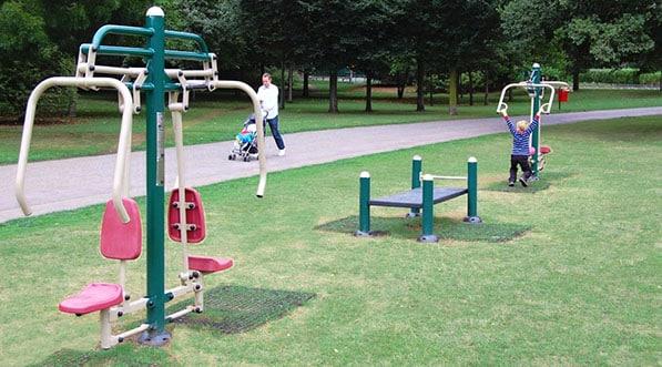 Le Fitness outdoor pour un travail musculaire, cardio mais également relaxation complet et efficace