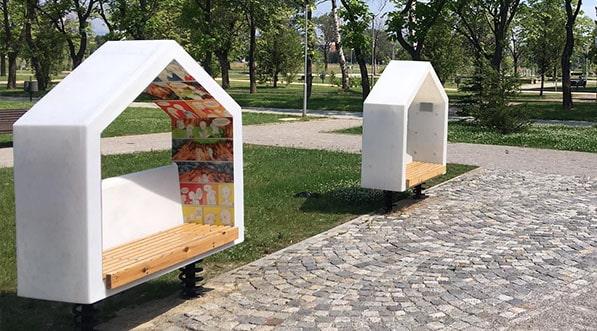 Playgones, spécialiste de la vente de mobilier urbain connecte