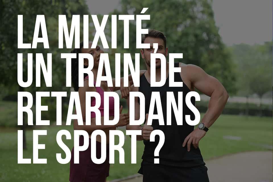 La mixité, un train de retard dans le sport ?