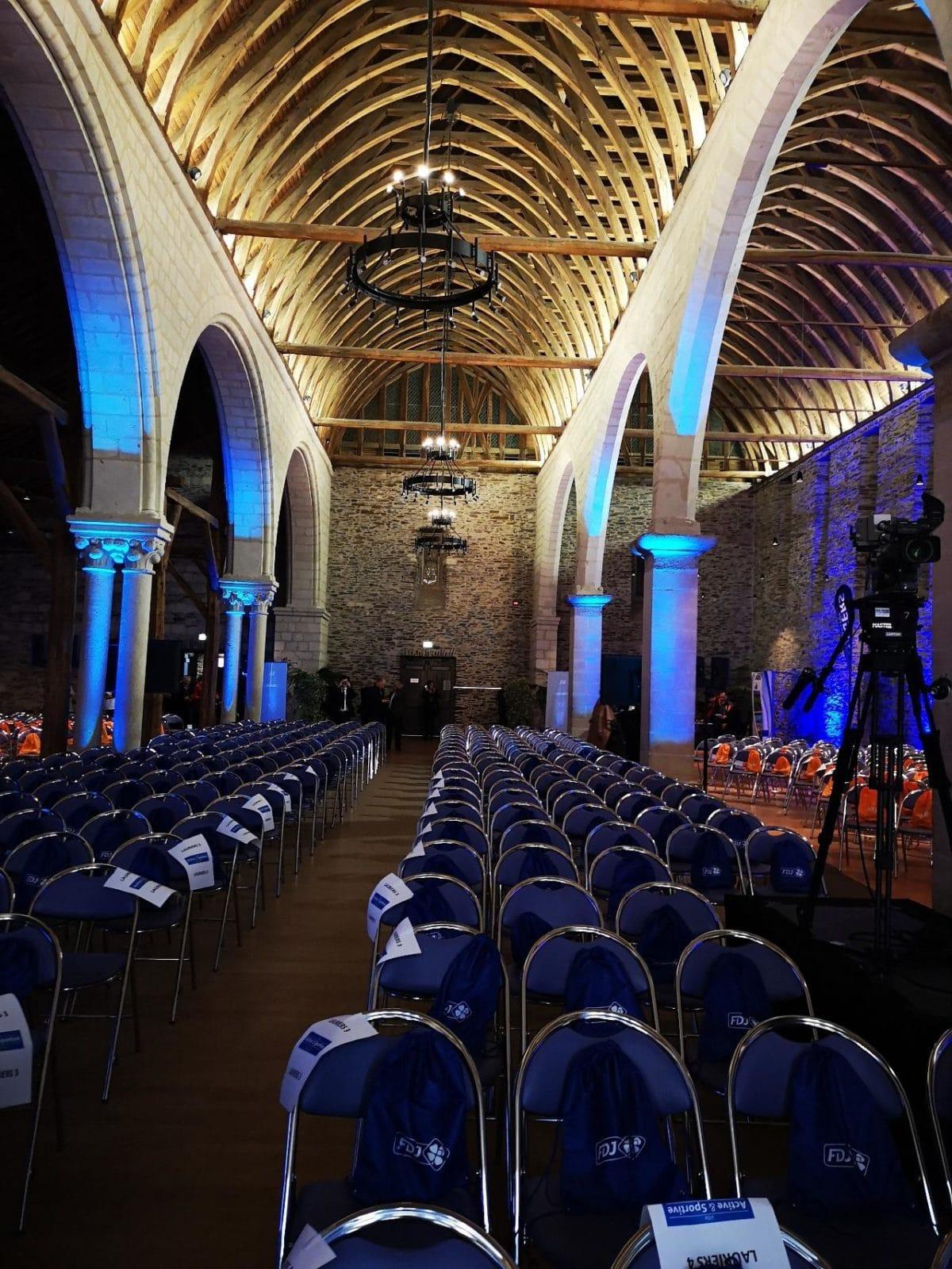 Salle de la cérémonie