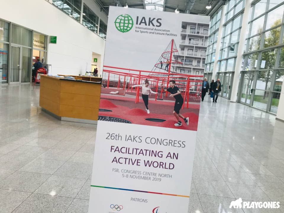 Conférence : Iak Congress : Facilitating an active world