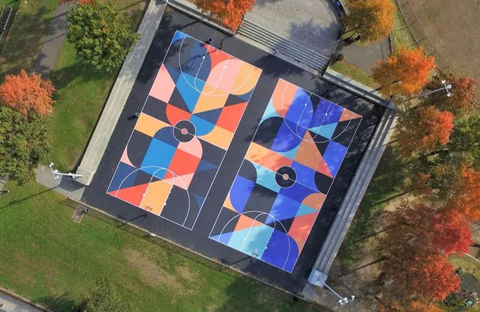 Scott Albrecht - Project BackBoard - Lincoln Park, New Rochelle, NY