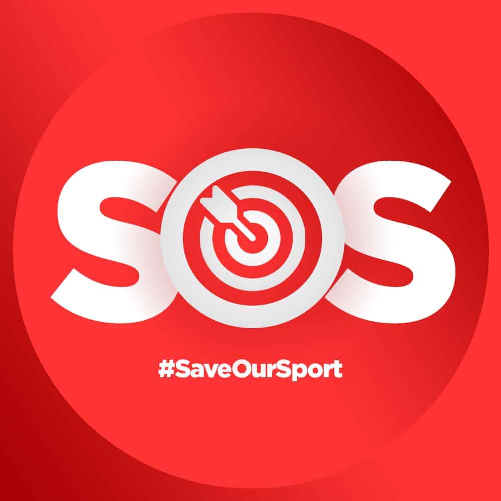SOS Tir à l'arc - #saveoursport