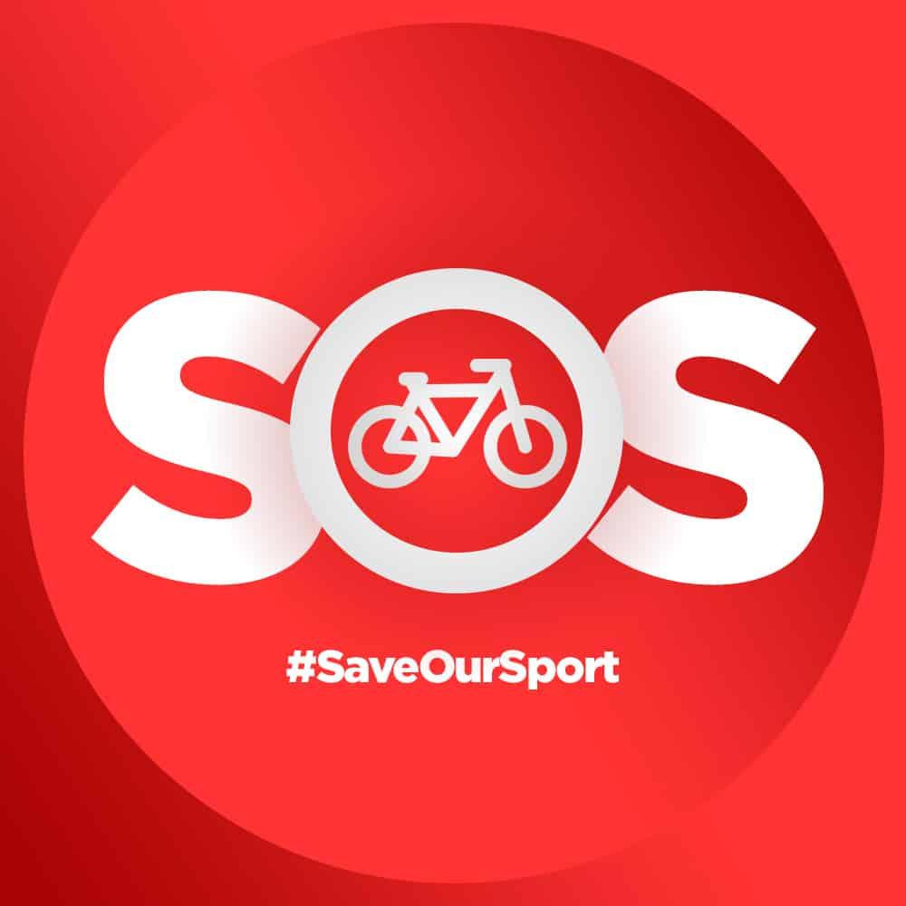SOS Cyclime - #saveoursport