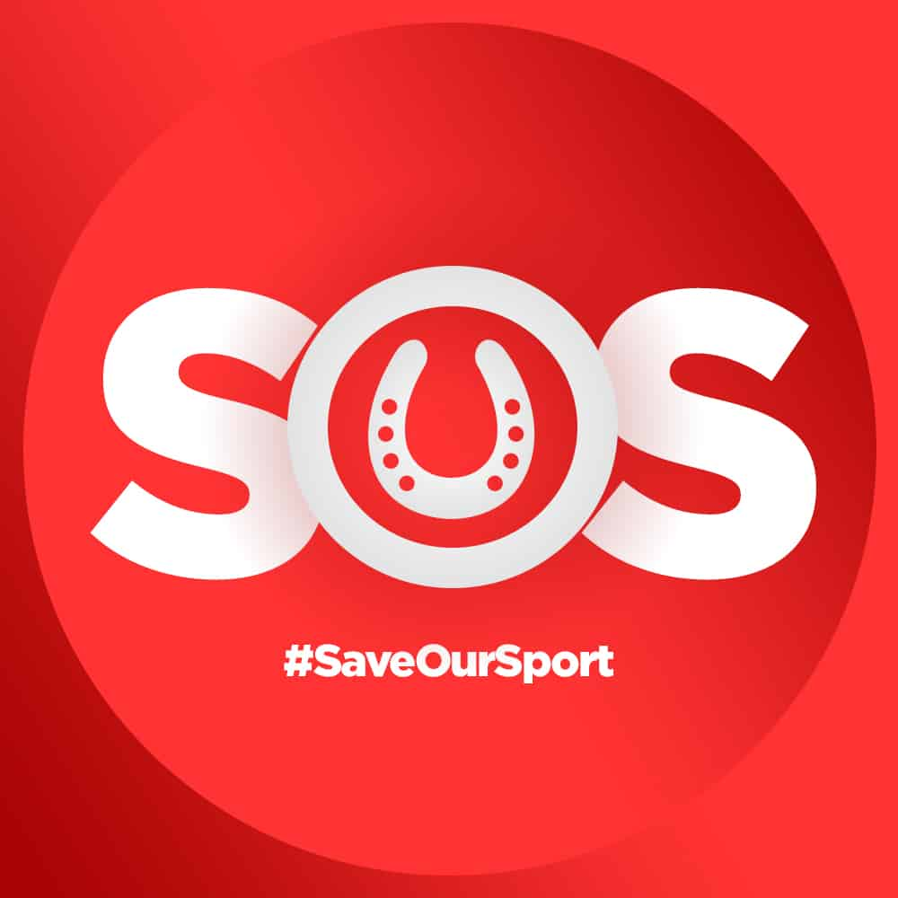 SOS Equitation - #saveoursport