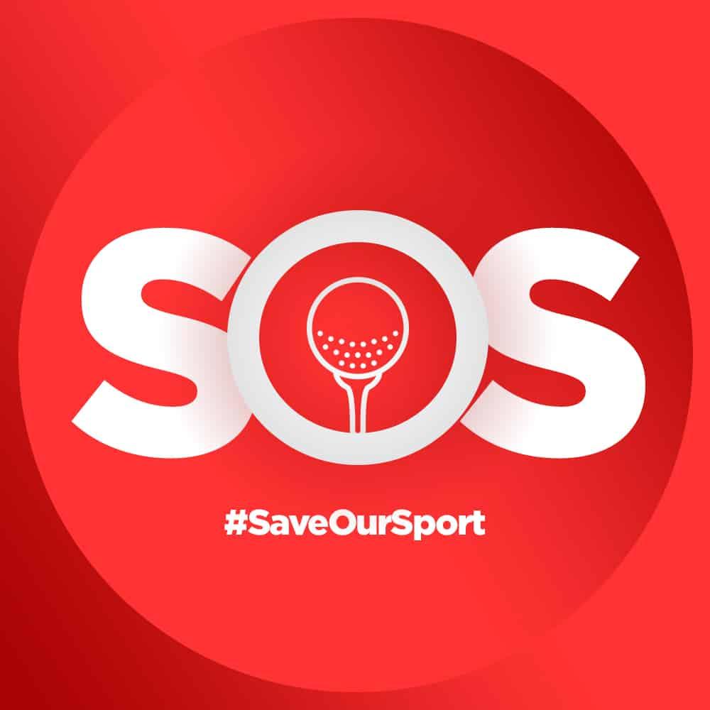 SOS Golf - #saveoursport