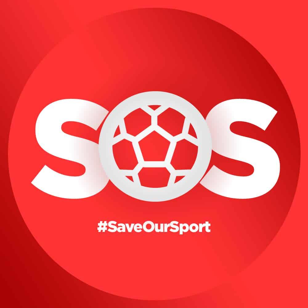 SOS Handball - #saveoursport