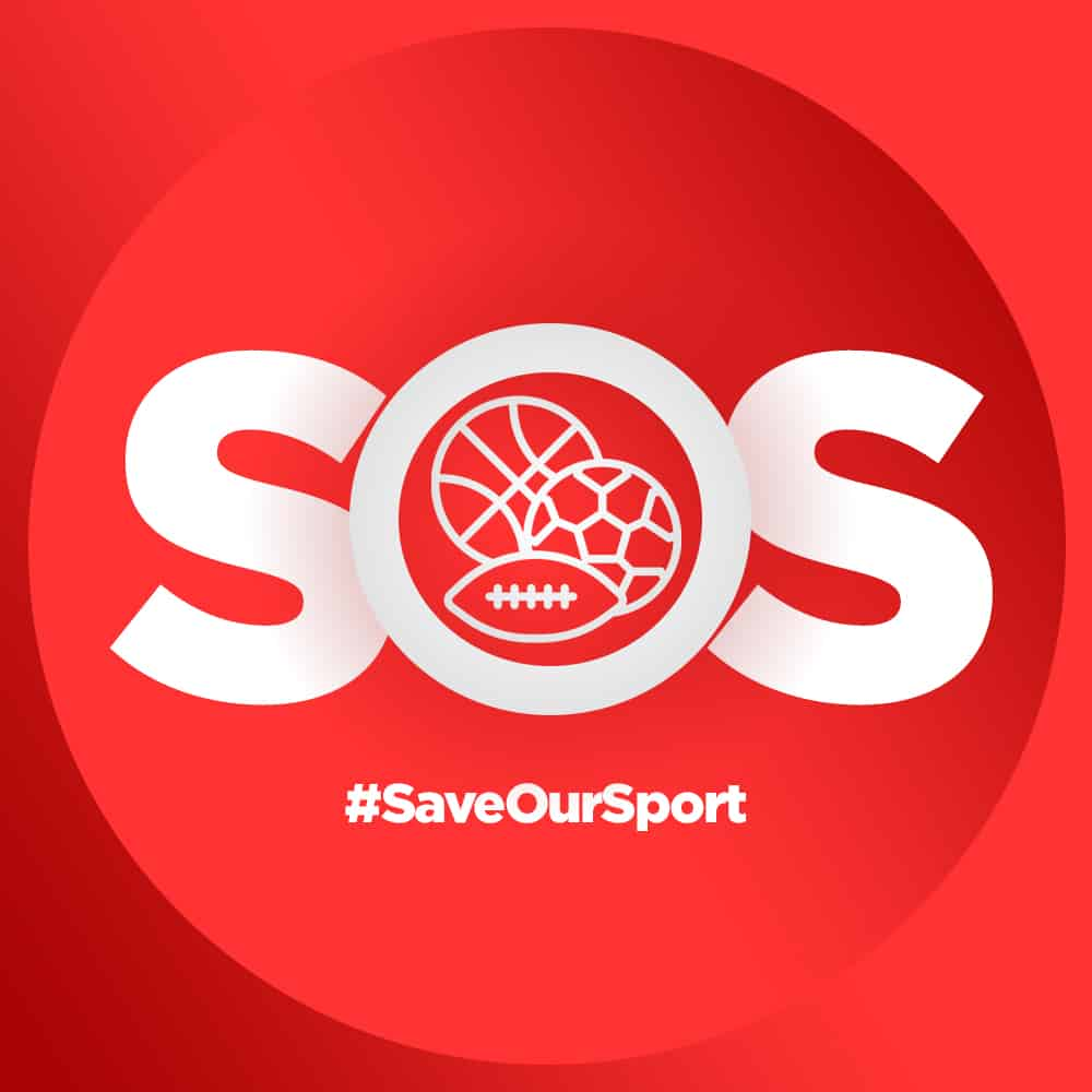 SOS Sports collectifs - #saveoursport